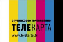 флаг горизонтальный telekarta_105x70_hor